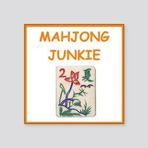 mahjong joke Sticker
