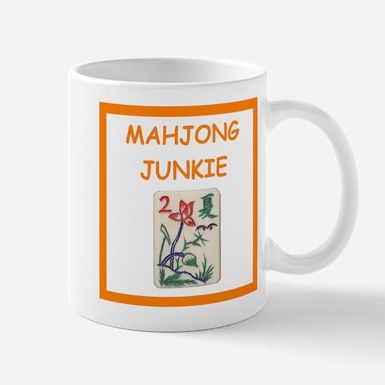 mahjong joke Mugs