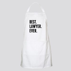 Best Lawyer Ever Apron