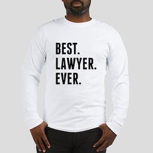 Best Lawyer Ever Long Sleeve T-Shirt