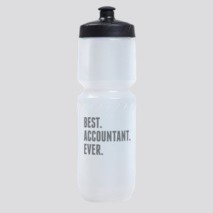 Best Accountant Ever Sports Bottle
