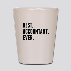 Best Accountant Ever Shot Glass