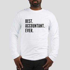 Best Accountant Ever Long Sleeve T-Shirt