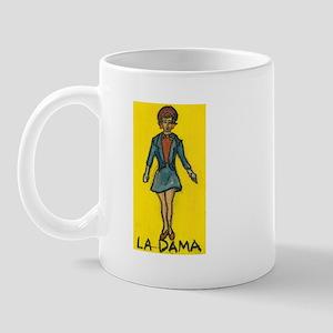 La Dama Mug