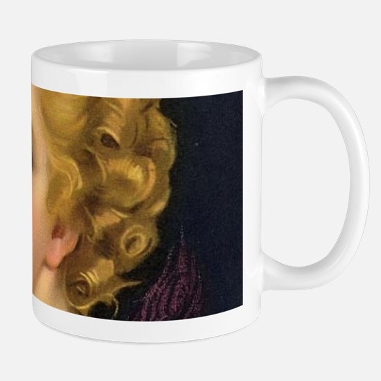 retro bride vintage girl Mugs