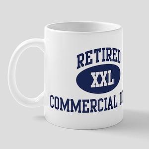 Retired Commercial Diver Mug
