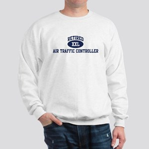 Retired Air Traffic Controlle Sweatshirt