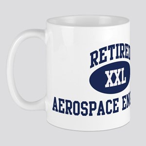 Retired Aerospace Engineer Mug