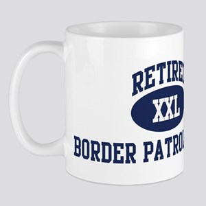 Retired Border Patrol Agent Mug