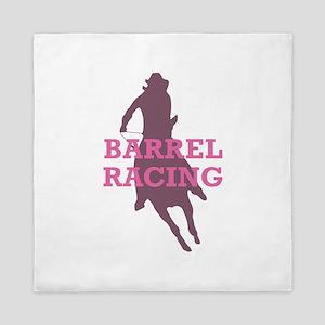 BARREL RACING Queen Duvet