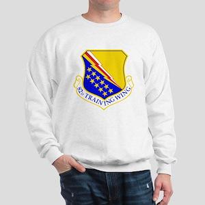 USAF Air Force 82nd Training Wing Shiel Sweatshirt