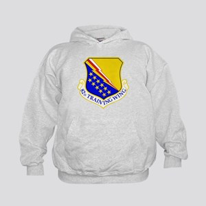 USAF Air Force 82nd Training Wing Shie Kids Hoodie