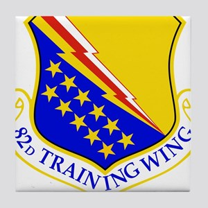USAF Air Force 82nd Training Wing Shi Tile Coaster