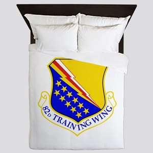 USAF Air Force 82nd Training Wing Shie Queen Duvet