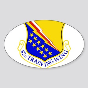 USAF Air Force 82nd Training Wing Shield D Sticker
