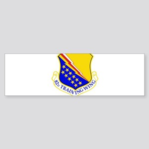 USAF Air Force 82nd Training Wing S Bumper Sticker