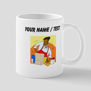 Custom Grocer Mugs