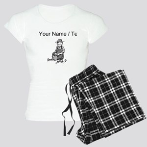 Custom Gardener Pajamas