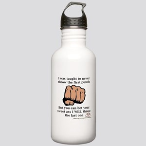 I was Taught Water Bottle