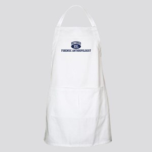 Retired Forensic Anthropologi BBQ Apron