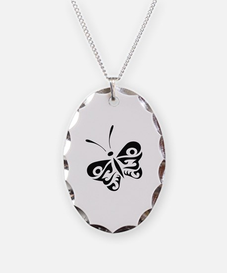 ONE COLOR BUTTERFLY Necklace