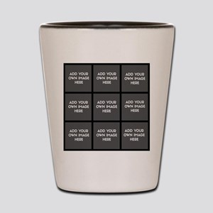 Add Your Own Images Collage Shot Glass