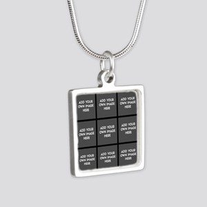 Add Your Own Images Collage Necklaces