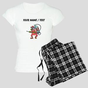 Custom Exterminator Pajamas