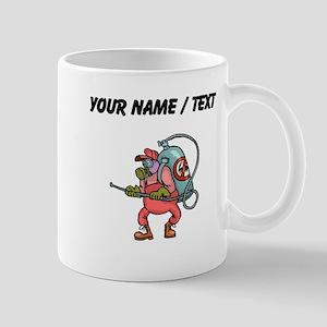Custom Exterminator Mugs