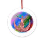 Cloud Goddess Ornament / Pendant