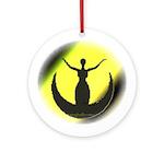 Moon Goddess Ornament / Pendant
