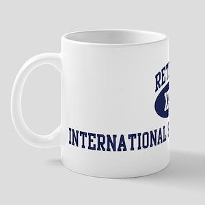 Retired International Studies Mug