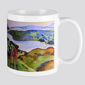 Lake District Valentine Mugs