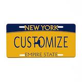 New york License Plates