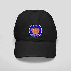 312ED Black Cap