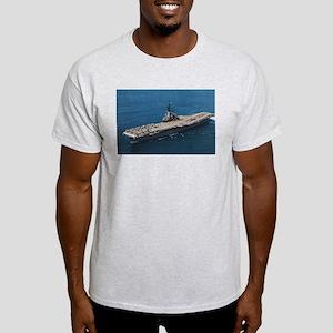 USS Hornet Ship's Image Light T-Shirt