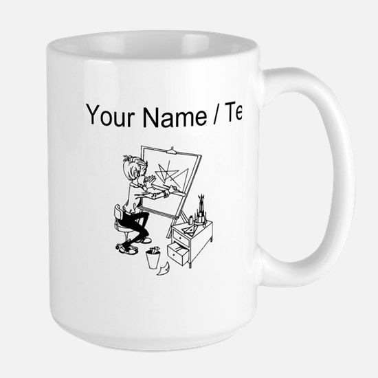 Custom Architect Mugs