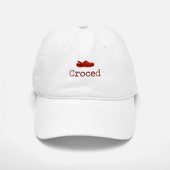 Croced Baseball Baseball Cap