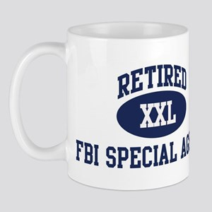 Retired Fbi Special Agent Mug