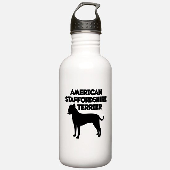 AM.STAFF Water Bottle
