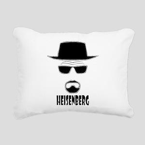 Heisenberg Rectangular Canvas Pillow