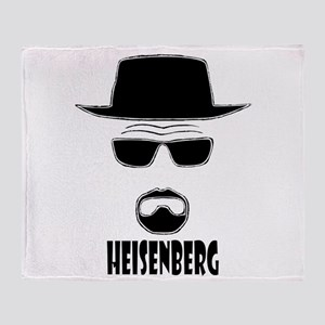Heisenberg Throw Blanket