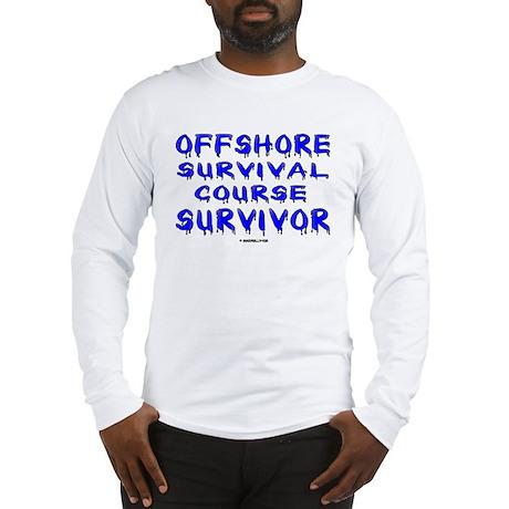 Offshore Survival Long Sleeve T-Shirt