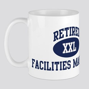 Retired Facilities Manager Mug