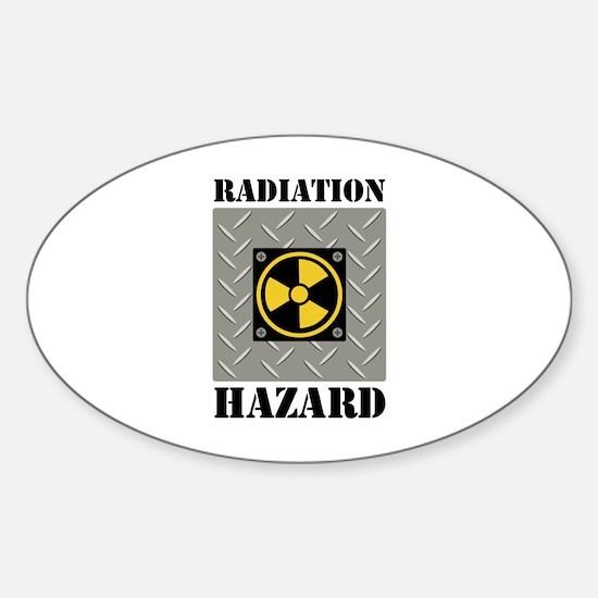 Radiation Hazard Decal
