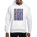 Star Burst Hooded Sweatshirt