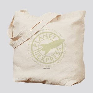 Planet Express Logo Tote Bag