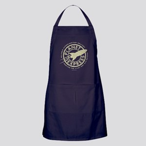 Planet Express Logo Apron (dark)