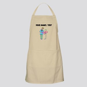 Custom Delivery Person Apron