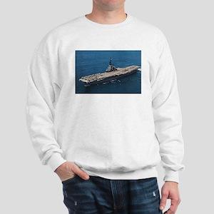 USS Hornet Ship's Image Sweatshirt